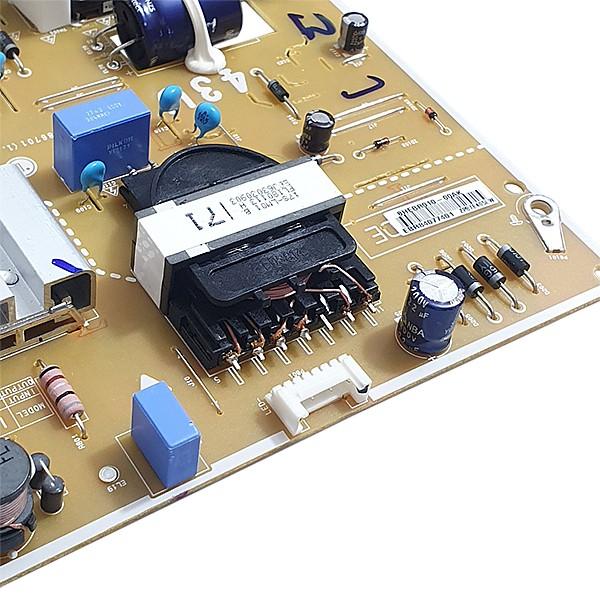 PLACA FONTE LG - Modelo 43UJ6300   Código EAX67486701(1.0) / EBR84077401