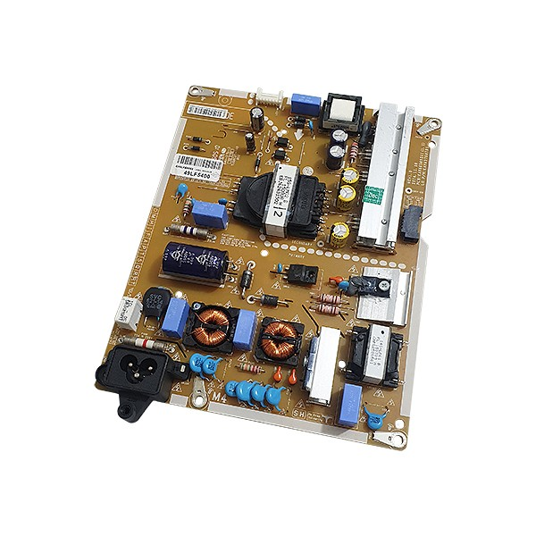 PLACA FONTE LG - Modelo 49LF5400 | Código EAX66505201 (1.1) / EAY63768701