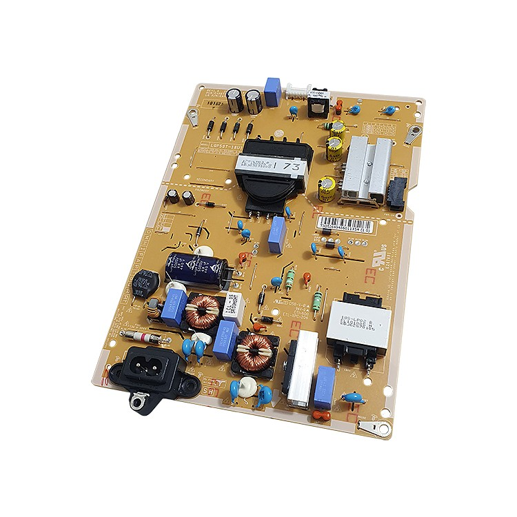 PLACA FONTE LG - Modelo 50UK6510PSA / 50UK6300 / 50UK6520PSA   Código EAY64948601 / EAX67844401(1.6)
