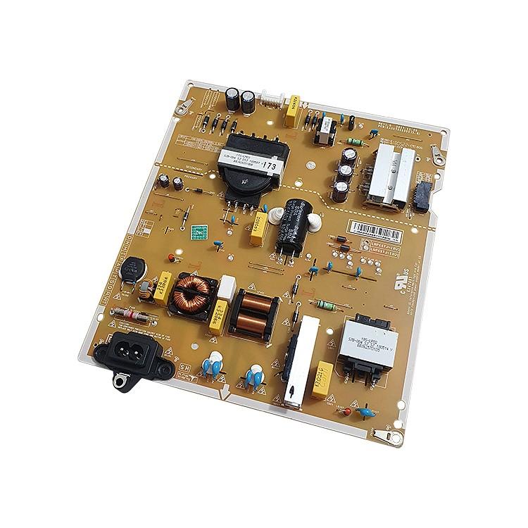 PLACA FONTE LG - Modelo 55UK6360PSF / LGP55TJ-18U1 | Código EAX67865201(1.6)