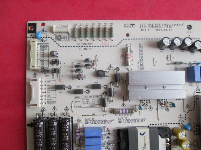 PLACA FONTE LG MODELO 84LM9600 CÓDIGO 3PCGC10044A-R / EAY62809903
