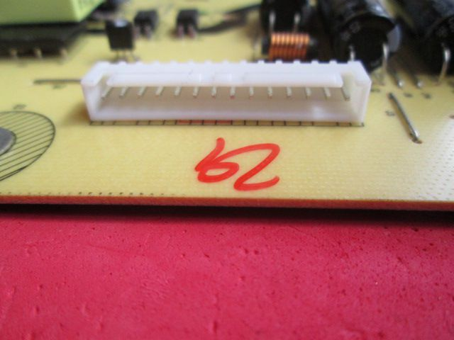 PLACA FONTE PHILCO 40-E421C5-PWB1XG / PE421C5 MODELO PH46M