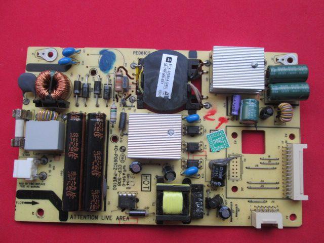 PLACA FONTE PHILCO MODELO PH32E538 / PH32E53SG CÓDIGO 40-P061C2-PWE1XG