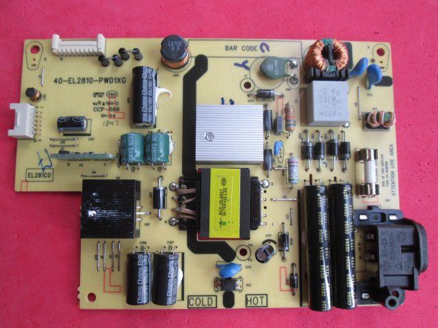 PLACA FONTE PHILCO MODELO PH32S46DSG CÓDIGO 40-EL2810-PWD1XG