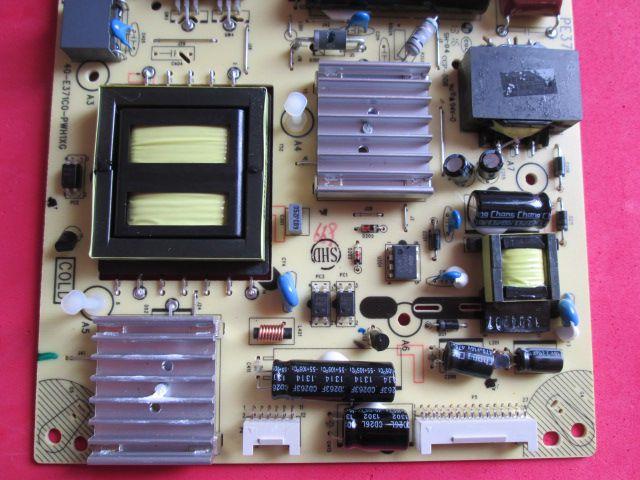 PLACA FONTE PHILCO MODELO PH42M / PH46M CÓDIGO 40-E371C0-PWH1XG