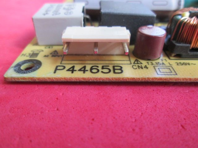 PLACA FONTE PHILCO PH29E63D 168P-P29EWB-W1 5800-P29EWB-WP10