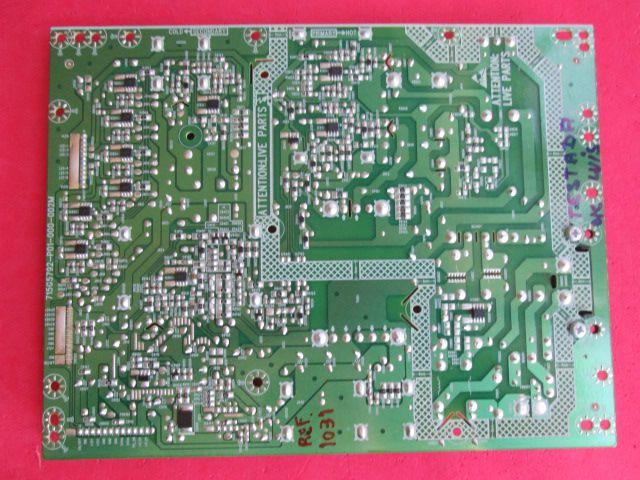 PLACA FONTE PHILIPS 39PFL4508G/78 / 39PFL3508 715G5792-P01-000-002M  - Jordão R.Camacho