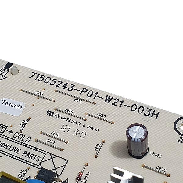PLACA FONTE PHILIPS 42PFL3007/78  47PFL3007/78 715G5243-P01-W21-003H