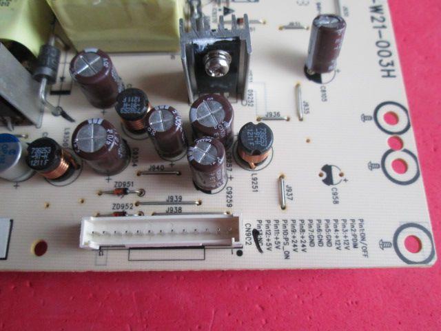 PLACA FONTE PHILIPS 42PFL3007/78 / 47PFL3007/78 715G5243-P01-W21-003H