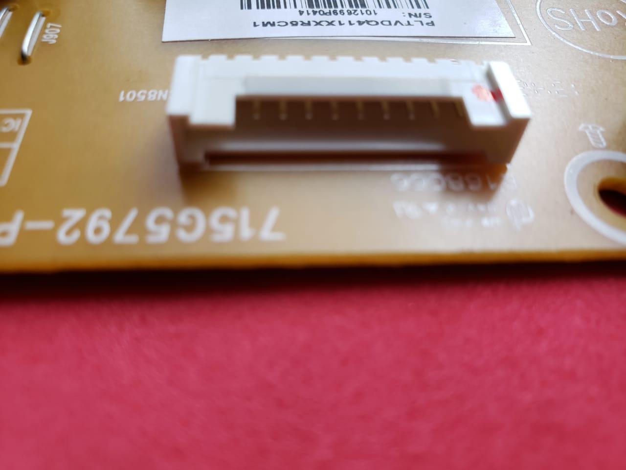 PLACA FONTE PHILIPS 715G5792-P03-000-002M MODELO 39PFL3508G/78 39PFL3008 42PFL3008D/78   46PFL3008D/78