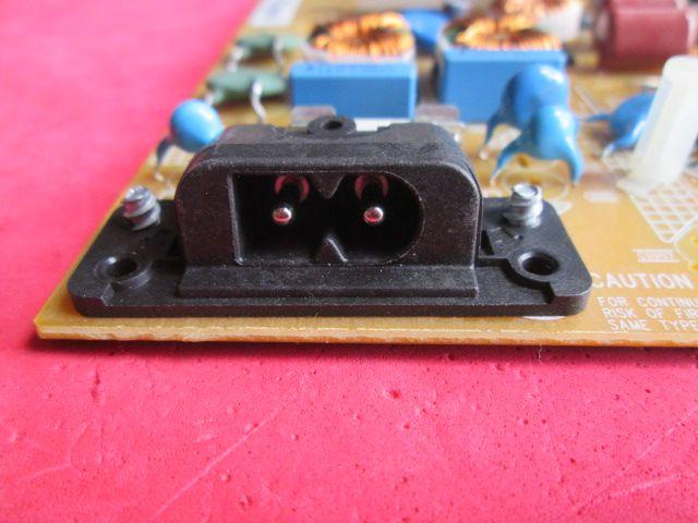 PLACA FONTE PHILIPS MODELO 48PFG6309/78 COD 715G6338-P02-000-002S TESTADA TÉCNICO
