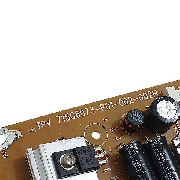 PLACA FONTE PHILIPS - Modelo 55PFG5100/78 | Código 715G6973-P01-002-002H