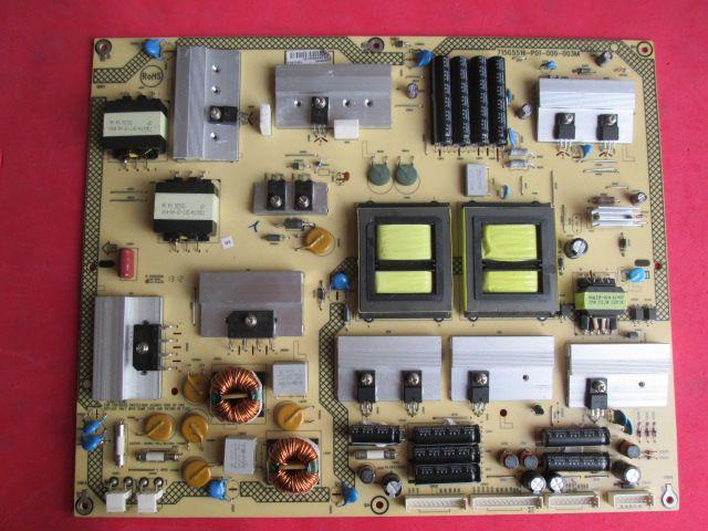 PLACA FONTE PHILIPS MODELO BDL4271VL CÓDIGO 715G5516-P01-000-003M
