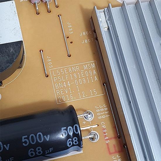 PLACA FONTE SAMSUNG - Modelo UN55MU7000G   Código BN44-00911A