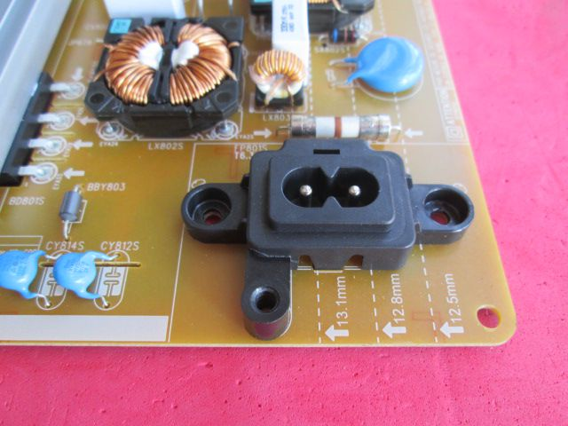 PLACA FONTE SAMSUNG MODELO UN65JU6000G CÓDIGO BN44-00805A