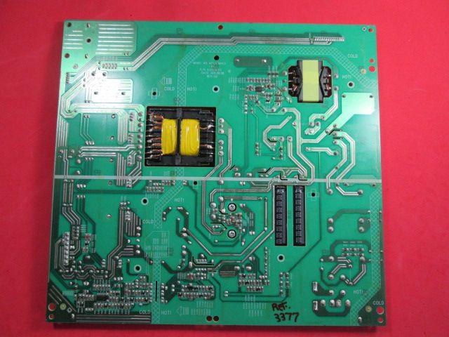 PLACA FONTE SEMP TOSHIBA MODELO LED55IS95D CÓDIGO *35015317 KPS+L190C3-0134007387