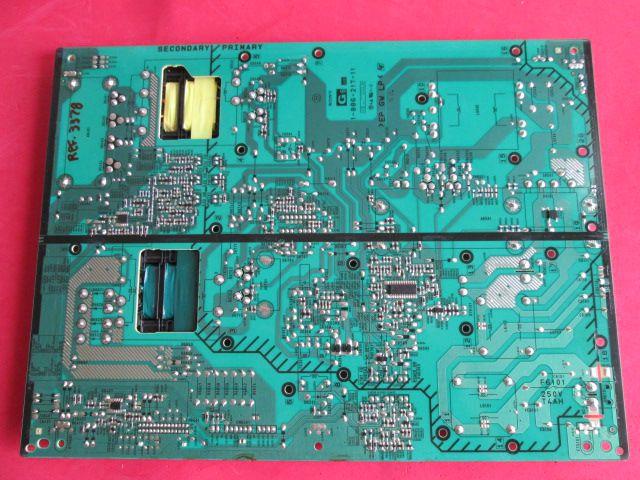 PLACA FONTE SONY MODELO KDL-46HX855 CÓDIGO APS-324 1-886-217-11