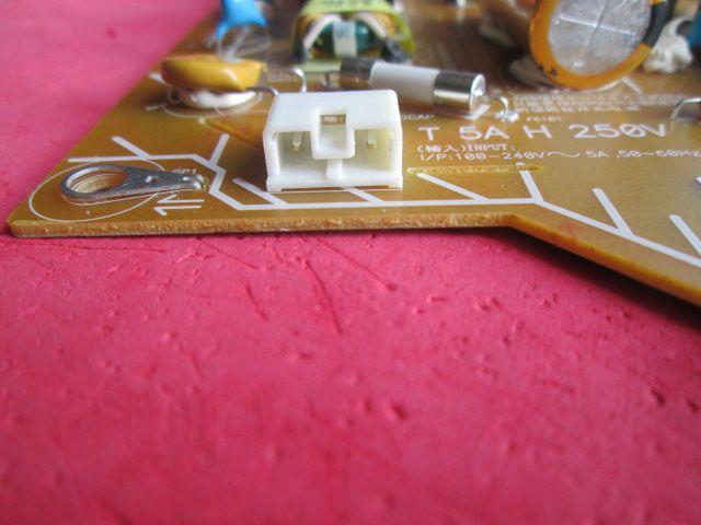 PLACA FONTE SONY MODELO KDL-55X705E CÓDIGO APDP-209A1 2955036304