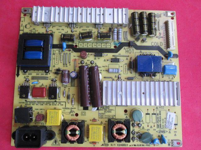 PLACA FONTE TV PHILCO PH55E51DSGW 5800-P5L013-W010