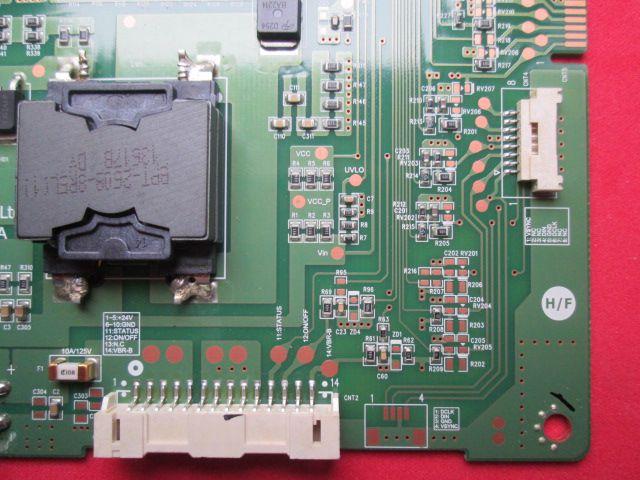 PLACA INVERTER LG SHARP MODELO 60LA8600 CÓDIGO 6917L-0143A PPW-LE60TM-O