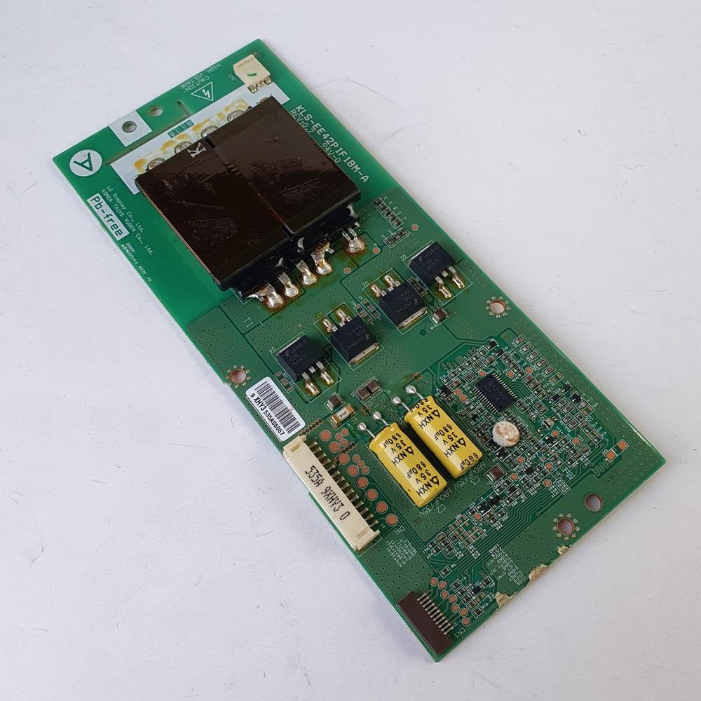 PLACA INVERTER PANASONIC TC-L42U12 6632L-0535A / KLS-EE42PIF18M-A