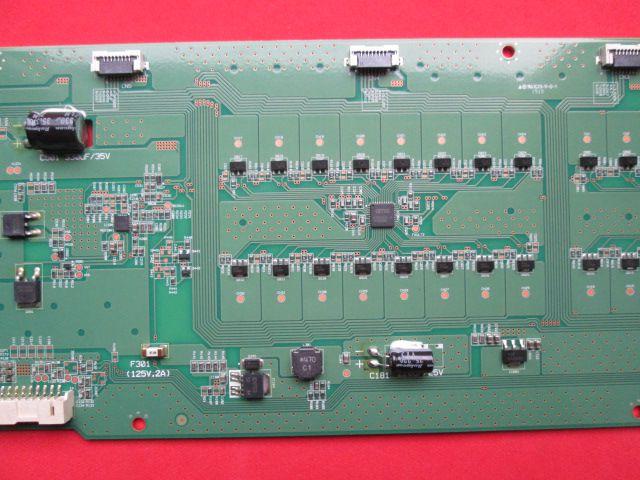 PLACA INVERTER TV LG MODELO 47LV35A CÓDIGO 6917L-0166A / KLS-D470BOAHF32 A REV: 0.4