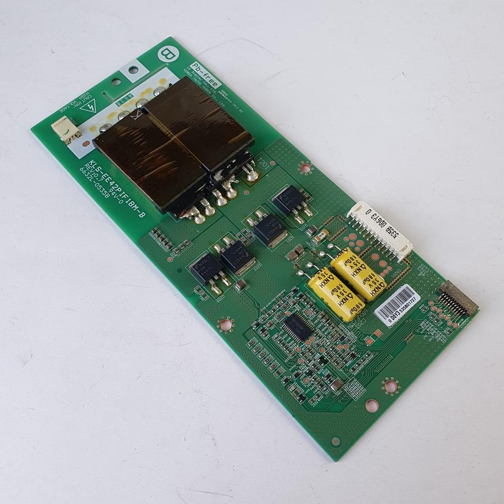 PLACA INVERTER TV PANASONIC TC-L42U12 6632L-0535B / KLS-EE42PIF18M-B