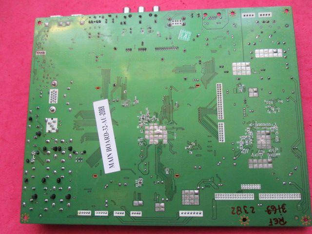 PLACA PRINCIPAL HBUSTER MODELO HBTV-32D01FD CÓDIGO 0091801909 V1.2 HAIER-MSD209GL-V300