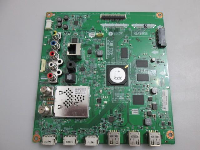 PLACA PRINCIPAL LG 32LB570B 32LB5700 CÓDIGO EAX65610206(1.0) / EBU62310443