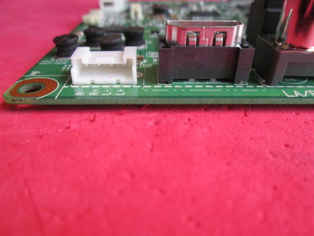 PLACA PRINCIPAL LG MODELO 47LA5800  EAX64910705(1.1) / EBT62413101