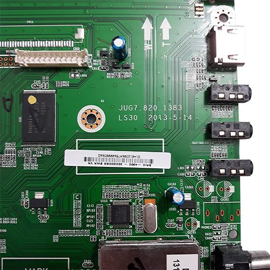 PLACA  PRINCIPAL PHILCO -  Modelo PH32C20DSG | Código JUG7.820.1383  LS30