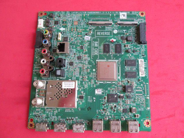 PLACA PRINCIPAL LG MODELO 65LB7200 70LB7200 EBU62589801  NOVA COM GARANTIA  - Jordão R.Camacho