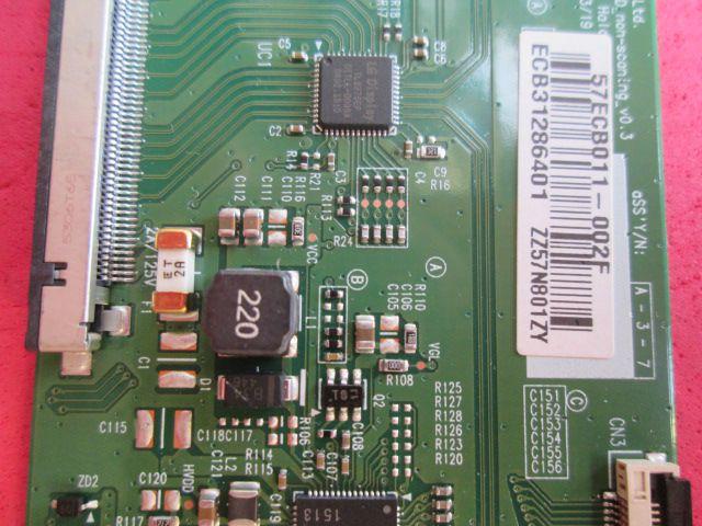 PLACA T-CON LG PHILCO 43LJ5550 43LF5900 43LW300C PH43U21DSGW 6870C-0532A