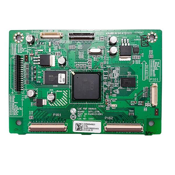 PLACA T-CON LG - Modelo 50PJ350 / 50PJ250 / 50PJ350-UB   Código EAX61314901 / EBR63549501