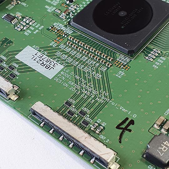 PLACA T-CON LG MODELO 55LA9650 CÓDIGO 6870C-0467A