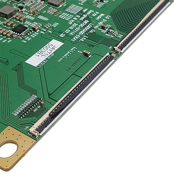 PLACA T-CON LG OLED65E7P 6870C-0711A