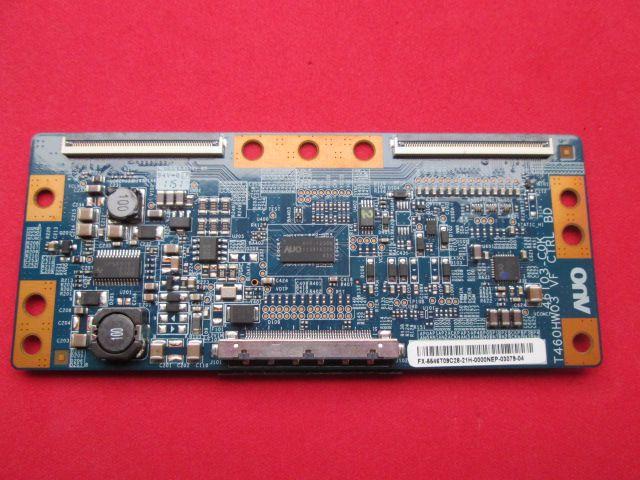 PLACA T-CON PHILCO SONY T460HW03 VF CTRL BD 46T03-COK MODELO PH42E53SG