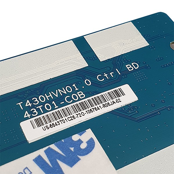 PLACA T-CON PHILIPS - Modelo 43PFG5102/78 | Código T430HVN01.0