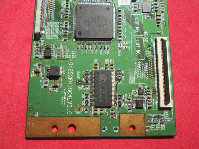 PLACA T-CON SAMSUNG 404652FHDSC4LV0.0 MODELO LN40M81B  - Jordão R.Camacho