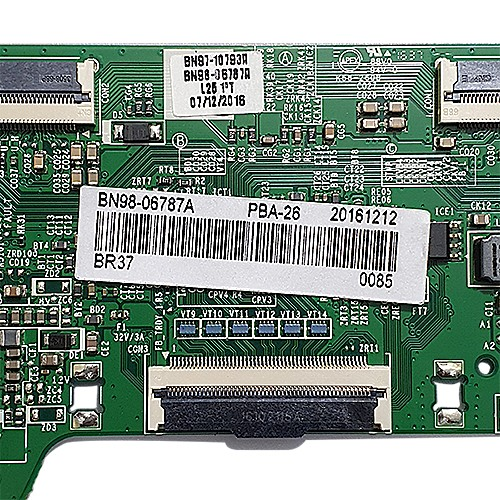 PLACA T-CON SAMSUNG- Modelo UN40K6500AG | Código BN98-06787A