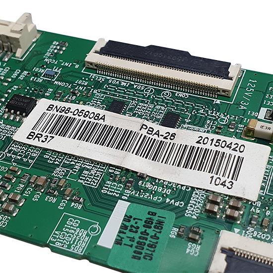 Placa T-Con Samsung UN48J5500AG BN98-05908A