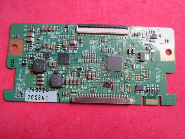 T-CON LG 32PFL3007D/78 / LC320WXE-SCA1 6870C-0313B  - Jordão R.Camacho