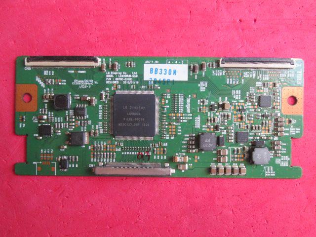T-CON LG 42LK450 PH42M LC420WUN-SCA1 42PFL3007D/78 6870C-0310C TESTADA