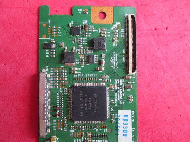 T-CON LG 42LK450 PH42M LC420WUN-SCA1 42PFL3007D/78 6870C-0310C TESTADA   - Jordão R.Camacho