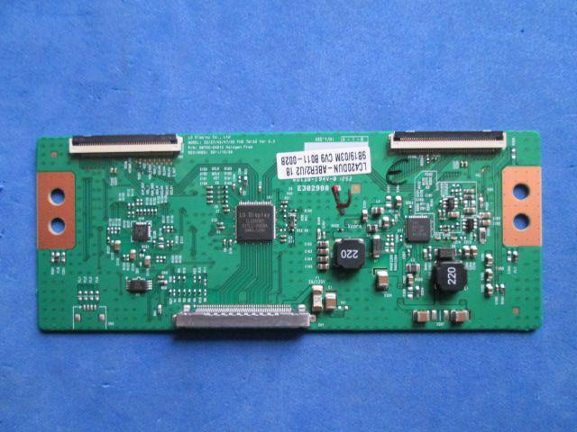 T-CON LG 6870C-0401C MODELO 42LM3400 / 42LS3400