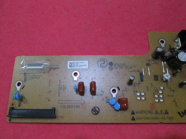 PLACA ZSUS LG EAX65331101(2.2) EBR77185901 60PB6500 60PB6600