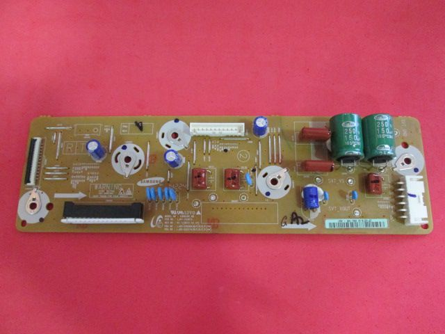 PLACA ZSUS SAMSUNG PN43F4500 LJ92-02036A / LJ92-02037A