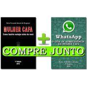 e-books Mulher Cafa + WhatsApp COMPRE JUNTO COM DESCONTO
