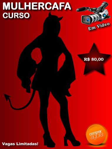 Curso em Vídeo Mulher Cafa  - Fazer um homem correr atrás