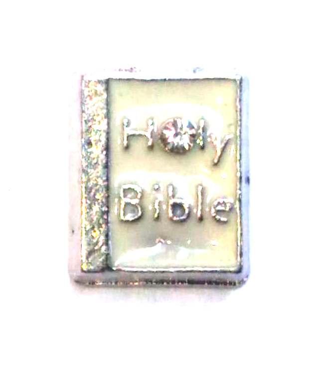 CHARME PARA CÁPSULA  - BÍBLIA SAGRADA (4 CORES)
